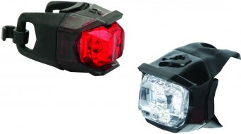 Blackburn Voyager/Mars Click LED-set déclairage (rouge et blanc LED) black