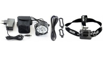 CBP L-6000 LED iluminación kit completo
