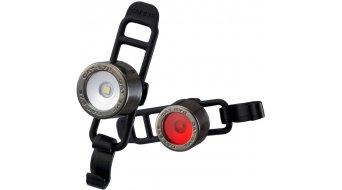 Cat Eye SL-LD135-F/R Nima 2 Beleuchtungskit schwarz