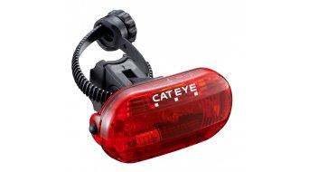 Cat Eye TL-EL135G Omni 3G Beleuchtung schwarz/rot