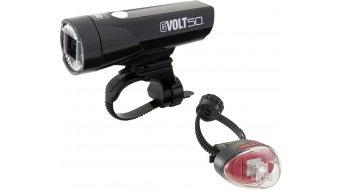 Cat Eye GVolt 50/Rapid 1G HL-EL550GRC/TL-LD611G lighting system kit