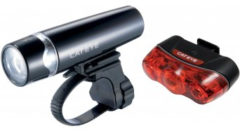 Cat Eye HL-EL 010/TL-LD 630 UNO/Rapid 3 LED lighting system kit black