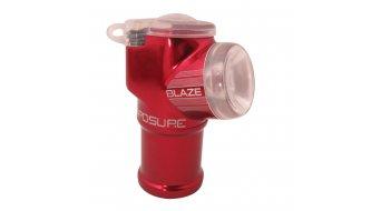 Exposure Lights Blaze MK1 LED Beleuchtung rote LED 80 Lumen inkl. USB Aufladekabel und Stangenhalterung