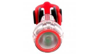 Exposure Lights Flare LED Beleuchtung rote LED 75 Lumen inkl. Batterie und Sattelstützenhalterung