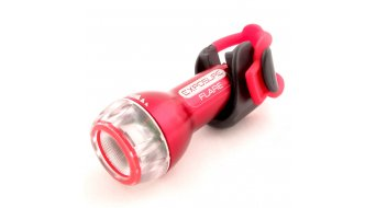 Exposure Lights Flare LED iluminación rojos(-as) LED 75 Lumen incl. pila y Stangenhalterung
