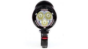 Exposure Lights Toro Mk7 LED Frontlicht 1800 Lumen inkl. Stangenhalterung