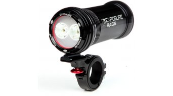 Exposure Lights Race Mk10 LED luz delantera 1300 Lumen incl. Stangenhalterung
