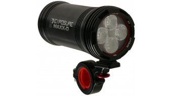 Exposure Lights MaXx-D Mk9 LED luz delantera 2350 Lumen incl. Stangenhalterung 31,8mm