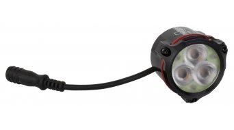 Hope District+ LED iluminación rojos(-as) LED (incl. 2-Zellen-acumulador & cable separable)