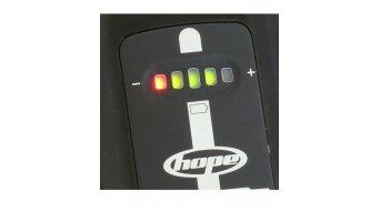 Hope R4+ LED impianto di lluminazione Endurance (incl. 2x 4-Zellen- accumulatore con Kapazitäts indicazione)