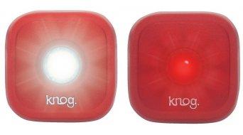 Knog Blinder 1 Standard Twinpack LED Beleuchtung / red