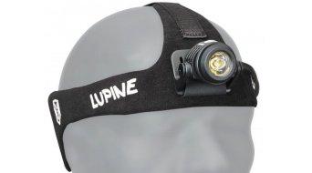 Lupine Neo X 4 Smartcore faro para poner en la frente 700 Lumen negro(-a) Mod. 2016