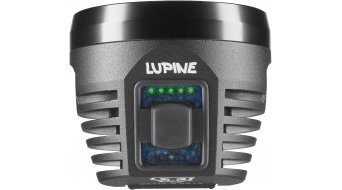 Lupine Betty R 14 Helmlampe 45W/5000 Lumen negro(-a) incl. Bluetooth Remote Mod. 2016