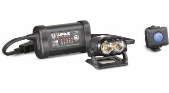 Lupine Piko R 4 SmartCore Helmlampe 15W / 1500 Lumen schwarz inkl. Bluetooth Remote Mod. 2016