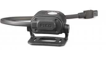 Lupine Piko R 4 Helm lampada 15W/1500 Lumen nero incl. Bluetooth Remote mod. 2016