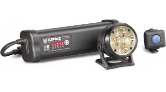 Lupine Wilma R 14 Helmlampe 28W/3200 Lumen negro(-a) incl. Bluetooth Remote Mod. 2016