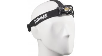 Lupine Piko X Duo Stirnlampe 15W / 1500 Lumen schwarz Mod. 2017