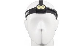 Lupine Piko RX 7 faro para poner en la frente 15W/1500 Lumen negro(-a) incl. Bluetooth Remote Mod. 2016