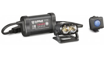 Lupine Piko R 4 SmartCore Helmlampe 15W/1500 Lumen negro(-a) incl. Bluetooth Remote Mod. 2017- TESTLAMPE