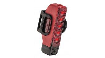 Lezyne LED Strip Drive Pro sistema di illuminazione LED- rosso (100Lumen) rosso