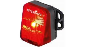 Sigma Sport Nugget iluminación negro(-a) LED-rojo