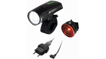 Sigma Sport Sportster / Mono RL LED Beleuchtungs-Set