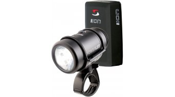 Sigma Sport PowerLED Black Pro-Set 含有IION 蓄电池 + 充电器