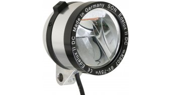 SON Edelux II DC LED Scheinwerfer für Gleichstrom für 6-75V Kabel 140cm unkonfektioniert / mit Schalter