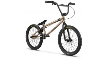 Dartmoor Rikku BMX bici completa golden clear coated
