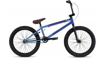 Specialized P20 BMX Komplettbike Gr. 508mm-Toptube (20 TT) satin royal blue/cyan Mod. 2016