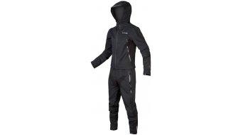 Endura MT500 防水 Suit MTB(山地) 雨中骑行衣 男士 型号 Black