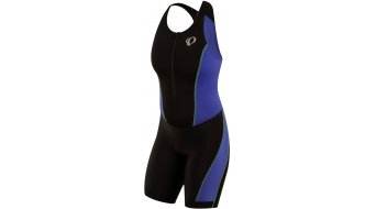 Pearl Izumi Select Pursuit Body 女士-Body 铁人三项 Tri Suit (TRI-臀部垫层) 型号 M black/dazzling blue