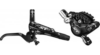 Shimano XT M8000 Scheibenbremsen-Kit HR rechts 1700mm-Leitung J02A-Resin-Pad (ohne Scheibe und Adapter)
