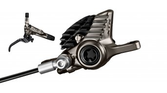 Shimano XTR M9020 Trail Scheibenbremsen-Kit VR links 1000mm-Leitung (ohne Scheibe und Adapter)