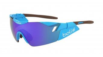 Bollé 6th Sense AG2R Brille shiny blue/brown//Blue violet oleo AF
