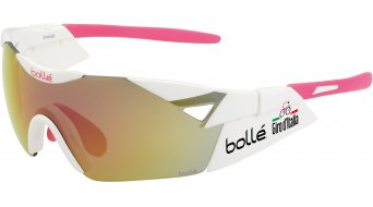 Bollé 6th Sense shiny white/粉色//Rose Gold oleo AF- Giro dItalia-Edition