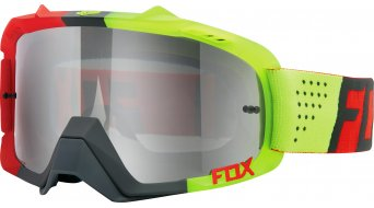Fox Air Defence Libra MX-Goggle red-yellow/chrome spark