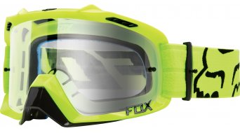 FOX Air Defence maschera da MX race yellow/clear