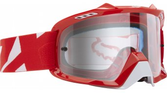 Fox Air Defence MX-Goggle race rojo/clear