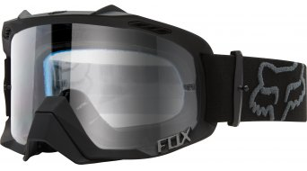 FOX Air Defence maschera da MX race black/clear