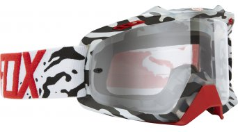 Fox Air Space Cauz MX-Goggle white/clear