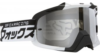 FOX Air Space Divizion avec-Goggle black-white/chrome spark