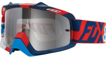 FOX Air Space Divizion avec-Goggle red-blue/chrome spark