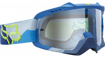 Fox Air Space Camo MX-Goggle blue camo/blue