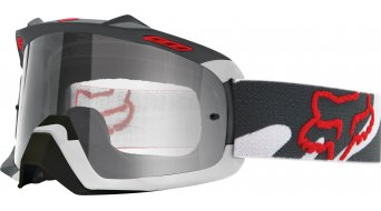 Fox Air Space Camo MX-Goggle snow-rojo/grey