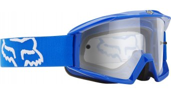 Fox Main MX-Goggle blue/clear