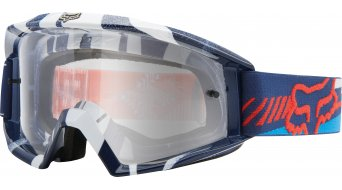 Fox Main Vicious MX-Goggle niños-gafas Youth azul-rojo/clear