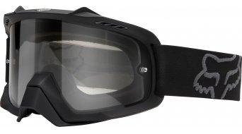 Fox Air Space Enduro MX-Goggle matte negro/clear dual