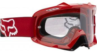 Fox Air Space MX-Goggle killa rojo/clear