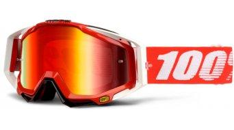 100% Racecraft Goggle (Anti-Fog mirror lens)